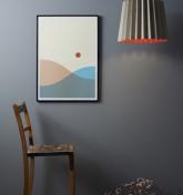 Serpentine & Orange Aurora