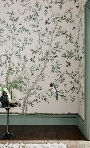 "NAUJI ,,Little Greene"" tapetai - National Trust 2020m."