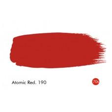 ATOMINĖ RAUDONA 190 - ATOMIC RED 190
