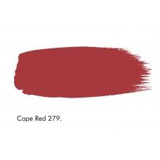 APSIAUSTO RAUDONA 279 - CAPE RED 279