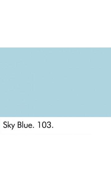 DANGAUS MĖLYNA 103 - SKY BLUE 103