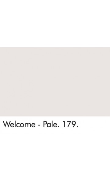 WELCOME PALE 179