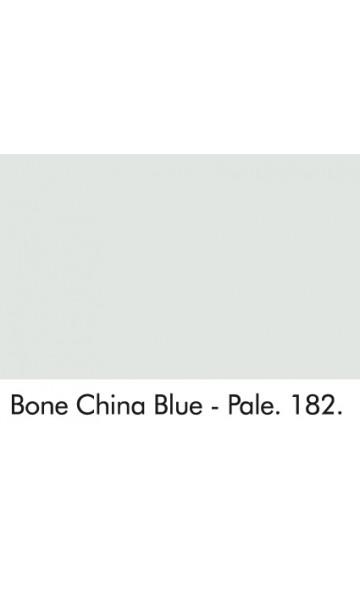 BONE CHINA BLUE PALE 182