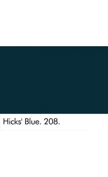 HICKSO MĖLYNA 208 - HICKS' BLUE 208