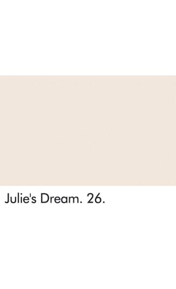 DŽIULIJOS SVAJONĖ 26 - JULIE'S DREAM 26