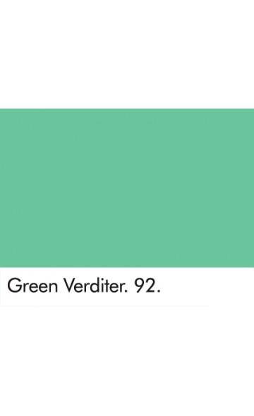 ŽALIAS VERDITERIS 92 - GREEN VERDITER 92