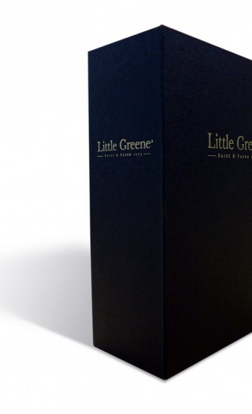 Little Greene spalvų albumas