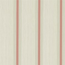 Cavendish Stripe - Brush Red
