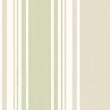 Tented Stripe - Eau De Nil
