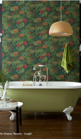 "Tapetai  ""Little Greene"""
