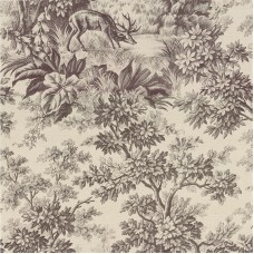 Stag Toile - Chocolat